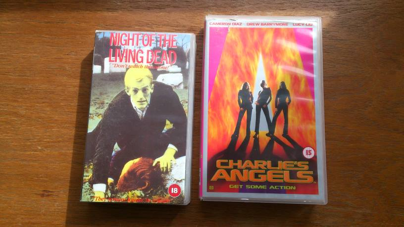 A very strange double bill.